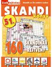 CSOSCH KIADÓ - ZsebRejtvény SKANDI Könyv 51.