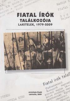 TÓTH ERZSÉBET,  AGÓCS SÁNDOR - Fiatal írók találkozója [antikvár]