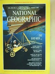 Arthur C. Clarke - National Geographic August 1983 [antikvár]
