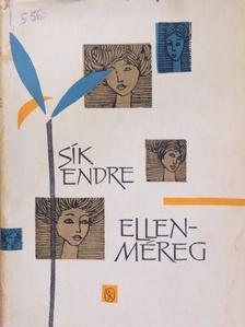 Sík Endre - Ellenméreg [antikvár]