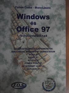 Farkas Csaba - Windows és Office 97 felhasználóknak [antikvár]
