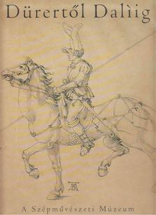 GERSZI TERÉZ - Dürertől Dalíig [antikvár]