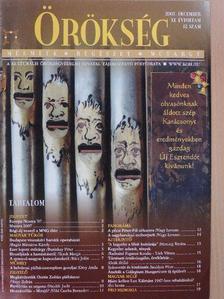 Bugár-Mészáros Károly - Örökség 2007. december [antikvár]