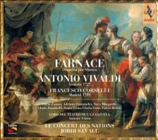 Vivaldi - FARNACE CD