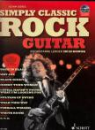GÖRES, ACHIM - SIMPLY CLASSIC ROCK GUITAR.RODKGUITARRE LERNEN IN 12 SONGS + CD MP3: FULL VERSIONN, PLAY-ALONG, JAM-