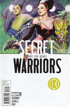 Hickman, Jonathan, Caselli, Stefano - Secret Warriors No. 14 [antikvár]