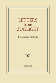 Sárközi Mátyás - Letters from Zugliget