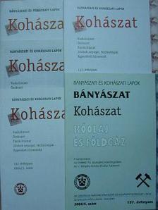 Balatoni Henrik - Kohászat 2004/1-5. [antikvár]
