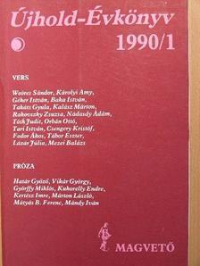 Baka István - Újhold-Évkönyv 1990/1 [antikvár]