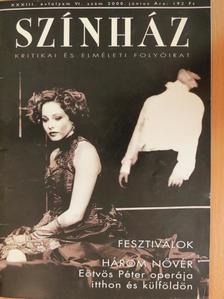 Bán Zoltán András - Színház 2000. június [antikvár]