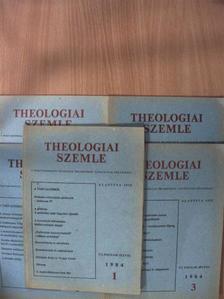 Bartha Tibor - Theologiai Szemle 1984. (nem teljes évfolyam) [antikvár]