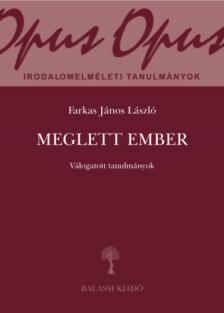 Farkas János László - Meglett ember. Válogatott tanulmányok