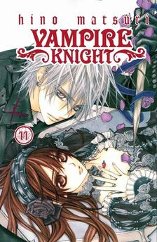 HINO, MATSURI - Vampire Knight 11.
