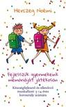 Noémi Herczeg - Fejlesszük gyermekeink memóriáját játékosan [eKönyv: epub, mobi]