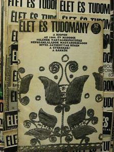 Dr. Radnai Lóránt - Élet és Tudomány 1969. (nem teljes évfolyam) [antikvár]