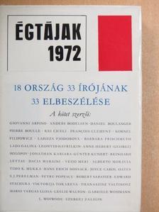 Alberto Moravia - Égtájak 1972 [antikvár]