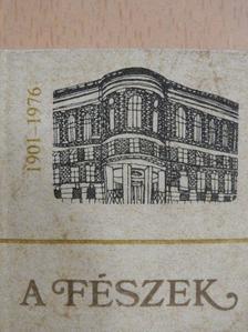 Balassa Imre - A Fészek (minikönyv) [antikvár]