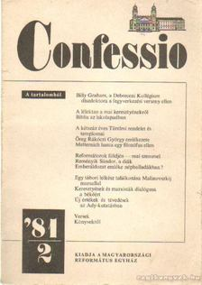 Confessio 1981/2 [antikvár]