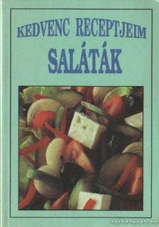 L.imi - Kedvenc receptjeim - Saláták [antikvár]