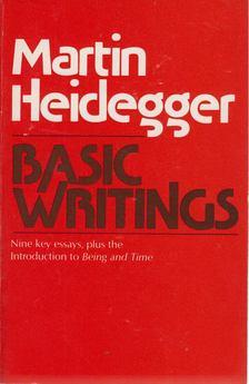Martin Heidegger - Basic Writings [antikvár]
