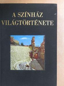 Belitska Scholtz Hedvig - A színház világtörténete 1. [antikvár]