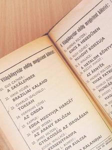 """Albert Otto Rust - """"30 kötet a Világkönyvtár sorozatból (nem teljes sorozat)"""" [antikvár]"""