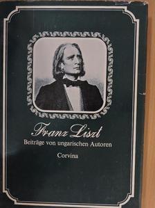 István Szelényi - Franz Liszt [antikvár]