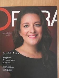 Braun Anna - Opera 2017. március-április [antikvár]