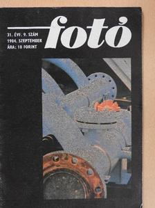 Bárdics József - Fotó 1984. szeptember [antikvár]