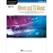 MOVIE AND TV MUSIC - VIOLA. AUDIO ACCESS INCLUDED