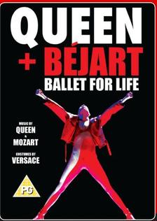 QUEEN,MAURICE BÉJART - BALLET FOR LIFE - DVD