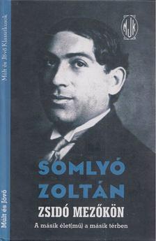 Somlyó Zoltán - Zsidó mezőkön [antikvár]