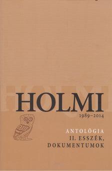 Réz Pál (szerk.) - Holmi antológia II. [antikvár]