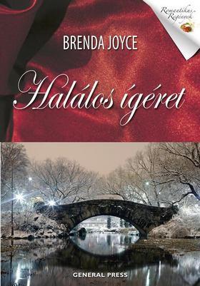 Brenda Joyce - Halálos ígéret [antikvár]