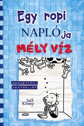 Jeff Kinney - Egy ropi naplója 15 - Mély víz