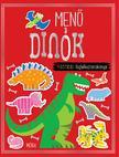 . - Menõ dinók - matricás foglalkoztatókönyv
