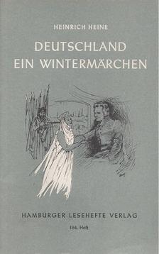 Heine, Heinrich - Deutschland. Ein Wintermärchen [antikvár]