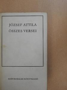 József Attila - József Attila összes versei [antikvár]