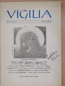 Andrási Gábor - Vigilia 1981. február [antikvár]