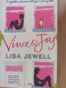 Lisa Jewell - Vince és Joy [antikvár]
