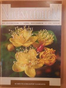 Böszörményi Ede - Növényvédelem 2006. december [antikvár]