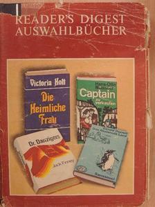 Gerald Durrell - Captain zu Verkaufen/Die Heimliche Frau/Dr. Danzigers Zeit/Das Flüsternde Land [antikvár]