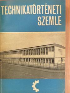 Andai Pál - Technikatörténeti Szemle 1965/1-2. [antikvár]