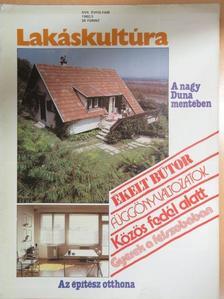 Balog János - Lakáskultúra 1982/3. [antikvár]