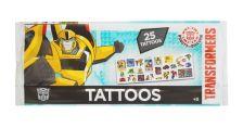 Transformers 25 mini tetoválás
