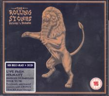 The Rolling Stones - BRIDGES TO BREMEN DVD+2CD ROLLING STONES