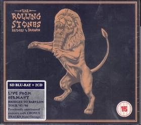 The Rolling Stones - BRIDGES TO BREMEN DVD+2CD ROLLING STONES