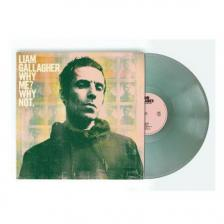 LIAM GALLAGHER - WHY ME? WHY NOT. LP LIAM GALLAGHER