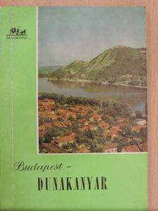 Dr. Bélai József - Budapest-Dunakanyar [antikvár]