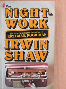Irwin Shaw - Nightwork [antikvár]